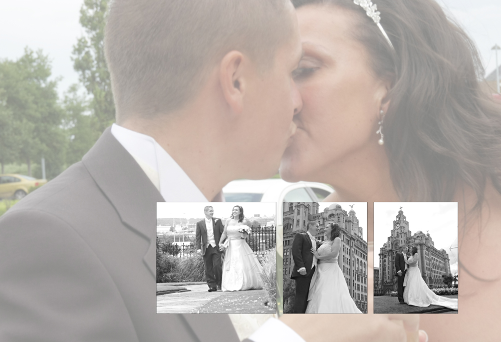 The Wedding of Lisa & Gavin at St Nicks, Liverpool and following reception at the Crowne Plaza, Speke, Liverpool