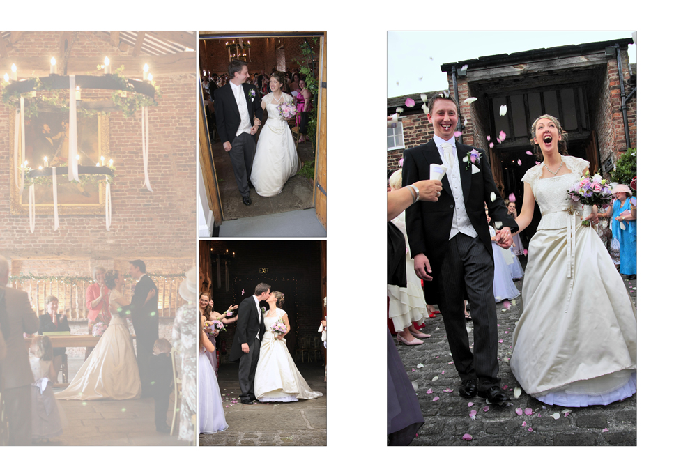 The Wedding of Michelle & Mark at Meols Hall, Southport